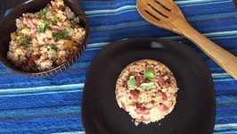 Easy Mexican Rice - One Pot Complete Meal - Dinner Ideas