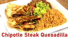 Chipotle Steak Quesadilla Cooking With Carolyn