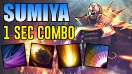 SumiYa Invoker 1 SEC COMBO Dota 2