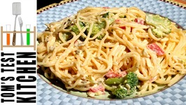 Spicy Pasta Salad