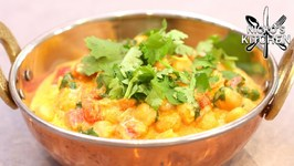 Coconut Chickpea Curry / Vegetarian Recipe / Easy Dinner