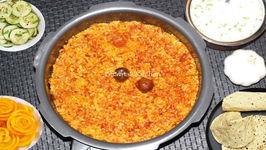 Lasooni Khichdi - Garlic Chili Rice Lentil Stew - Hindi
