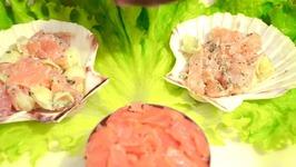 Pâtes Au Saumon : Entrée Spéciale Saint-Valentin