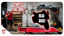 Bidding On The New Motorcycle - Wrecked Bike Rebuild - S2 - Ep 01