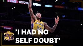 Brandon Ingram On His Effectiveness - I Had No Self Doubt