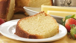 Southern Butter Pound Cake   How to Freeze Pound Cake
