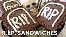 R.I.P. Sandwiches - Nicko's Halloween Special