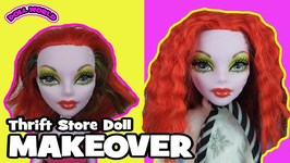 Doll Makeover Monster High Operetta Doll