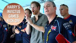 Meghan Markle Stays Far From Harry At Invictus Games