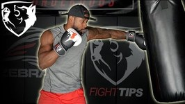 Solo Boxing Defense Drills and Combos