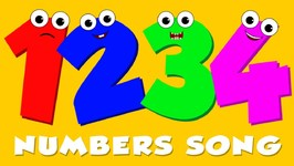 Numbers Song - The 1234 Song - Number Counting Song For Kids