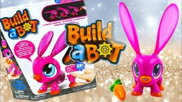 Interactive Stem Toys For Kids - Colorific Build a Bot Robot Bunny Review