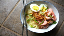 Easy Healthy Ramen - How To Make Homemade Ramen