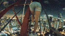 BIG CRANE CLIMB IN HONG KONG!! NIGHTCLIMB2