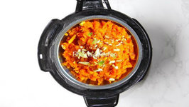 Cosori Instant Pot Gajar Halwa (Carrot Pudding)