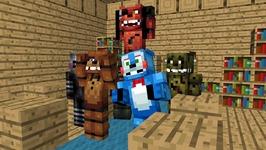 FNAF Monster School: Season 2 - Minecraft Animation (Five Nights At Freddy's)