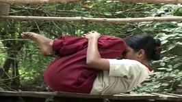 Yoga Exercise To Release Excess Gas - Pavanamuktasana