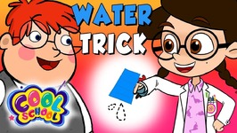 Disappearing Water Trick - DIY April Fools Prank with Science for Kids - The Nikki Show