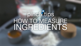 How To Measure Ingredients