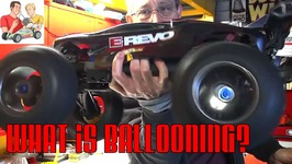 What is Centrifugal Force or Ballooning on an RC car?