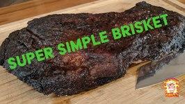Smoked Beef Brisket on the Masterbuilt Gravity Series 560