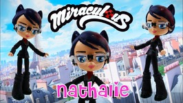 Miraculous Ladybug Nathalie Doll from My Little Pony Equestria Girls Minis Custom Tutorial