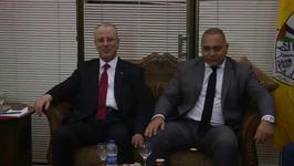 Palestinian Prime Minister Visits Gaza In Reconciliation Effort