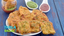 Bread Pakora - Indian Snack