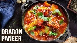 How to Make Dragon Paneer/ Dragon Paneer Recipe/ Quick Paneer Gravy/ Sweet & Spicy Food/ Varun