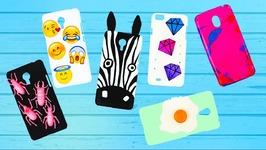 6 Awesome DIY Phone Case Ideas