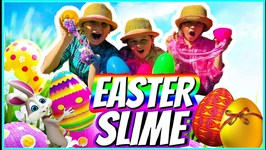 MAGICAL EASTER SLIME How We SAVED EASTER with Slime