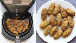 Air Fryer Muthiya Or Muthia