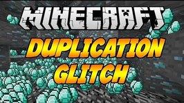 PATCHEDMinecraft Xbox One/PS4 - NEW Duplication Glitch Unlimited Diamonds