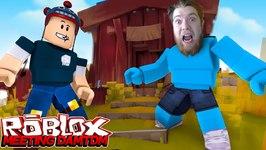 MEETING DANTDM - Sharky Gaming - Roblox