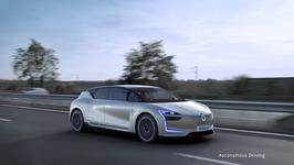 2017 Renault SYMBIOZ demo car release