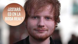 Ed Sheeran tocará para Markle y el príncipe Enrique?