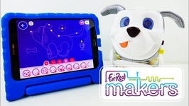 STEM Toy FurReal Makers PROTO MAX Robot Dog Unboxing And Review