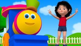 Bob The Train - Chubby Cheeks - Nursery Rhymes - Bob The Train Cartoon Videos For Kids