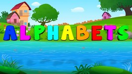 ABC Song - Water Alphabets