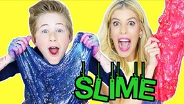 Ultimate Cereal Slime Challenge With Rebecca Zamolo