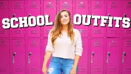Back To School Outfit Ideas And School Supply Giveaway