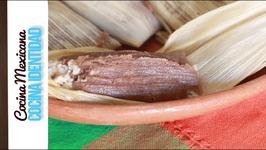 Cómo hacer Tamales de Chocolate. Yuri de Gortari