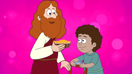 The Story of Two Fish and Five Loaves - Bible Stories - Kids' Bible Stories