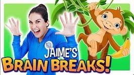 Jaime's Brain Breaks - 3 Walking through the Jungle
