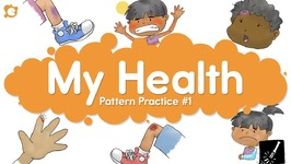 Health And Injuries - English Pattern Practice 1