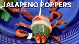 Jalapeno Poppers For Halloween