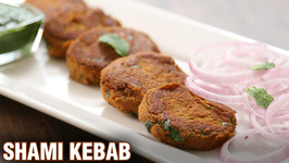 Shami Kebab Recipe Curries and Stories with Neelam