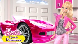 Barbie Cruisin Corvette Remote Control Car Review