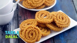 Whole Wheat Flour Chakli