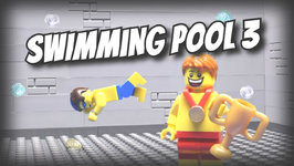 Lego Swimming Pool 3